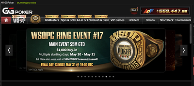 Massive Weekend Ahead on GGPoker as $100 Million WSOP Super Circuit Series Climaxes Sunday