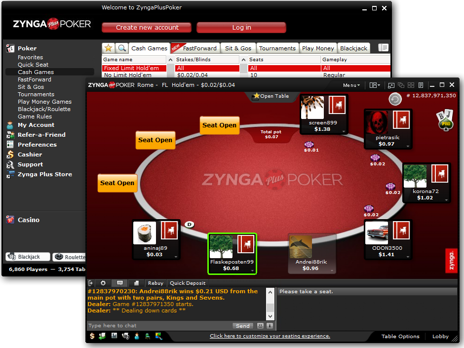 Casino Games No Download No Registration