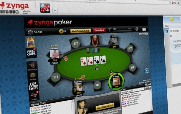 Zynga partners with bwin.party to bring real-money online poker to the UK in the first quarter of 2013