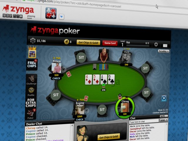 Zynga Has Online Gaming But Will it Turn to Online Gambling?