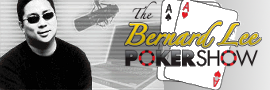 Bernard Lee Poker Show