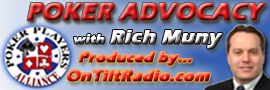 Poker Advocacy with Rich Muny