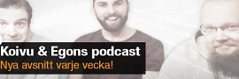Koivu \u0026 Egons Podcast (Swedish Language)